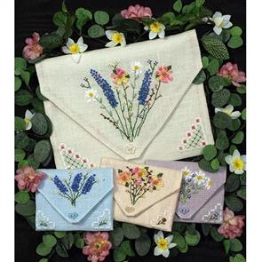 The Victoria Sampler French Linen Pockets