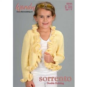 Wendy Pattern 5545 Boleros