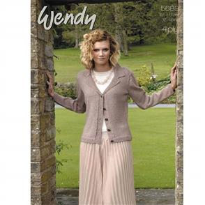 Wendy Pattern 5689 Jacket and Top