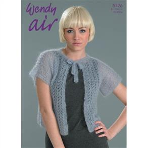 Wendy Pattern 5726 Tie Jacket