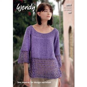 Wendy  Pattern 5893 Flared Top and Tunic
