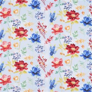 Wilmington Prints  Garden Charm - Large Floral Blue
