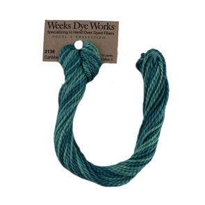 Weeks Dye Works  Pearl 3 Thread