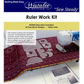 Westalee Ruler Work Kit