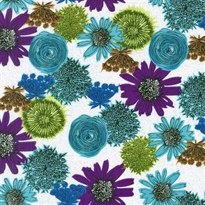Windham Fabric  - Beyond the Reef - 43147 Turqoise