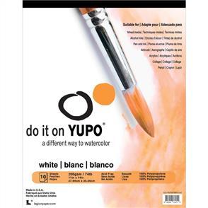 YUPO  Yupo Paper 10 Sheets/Pkg