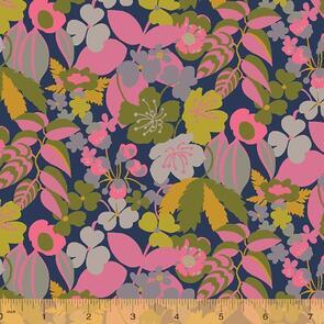 Windham Fabric Solstice - Camelia Pink