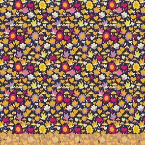 Windham Fabric  Solstice - Buttercup Multi