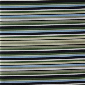 Wilmington Prints  Garden Views - Stripes