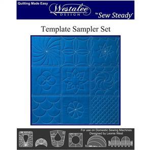 Westalee  Sampler Template Set-LS