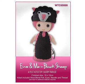 CraftCo  Ewe & Me - Black Sheep