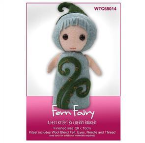 CraftCo  Fern Fairy - Felt Kit Set