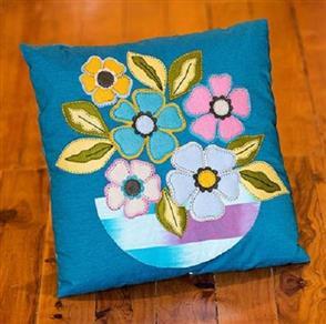 Wendy Williams  Pattern - Baby Bunch Cushion