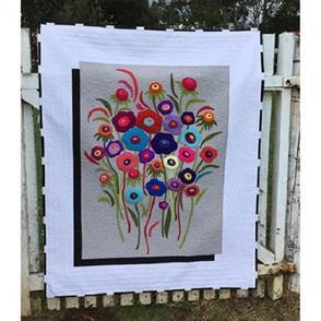 Wendy Williams Pattern - Wallflower Quilt