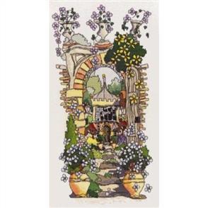 Michael Powell  Cross Stitch Kit: Secret Garden 2