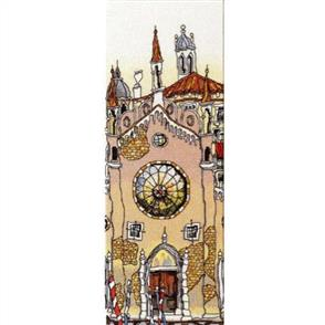 Michael Powell  Cross Stitch Kit: Venice Palazzo II