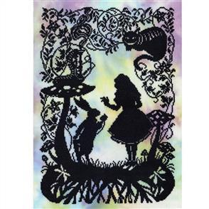 Bothy Threads  Alice in Wonderland - Cross Stitch Kit