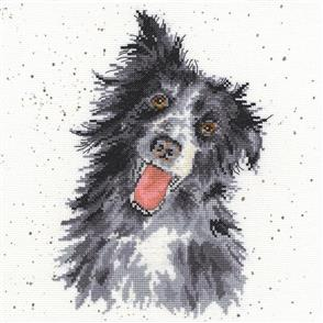 Bothy Threads  Cross Stitch Kit - Collie