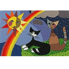 Bothy Threads  Rosina Wachtmeister  Cross Stitch Kit - After The Storm