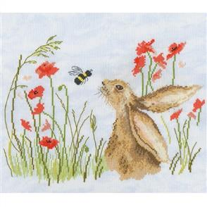 Bothy Threads  Cross Stitch Kit - Bee Lovely