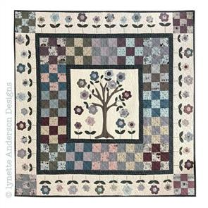Lynette Anderson  Cherry Tree Quilt