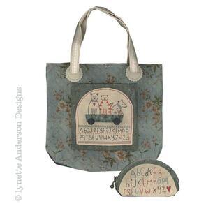 Lynette Anderson  Three Amigos Bag & Coin Purse (pattern)