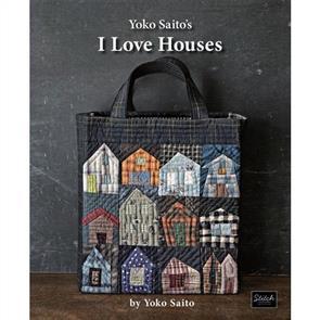 Yoko Saito  I Love Houses
