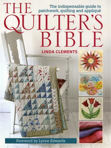 DAVID & CHARLES The Quilter's Bible