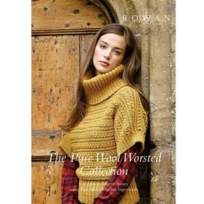 Rowan Books - The Pure Wool Worsted Collection