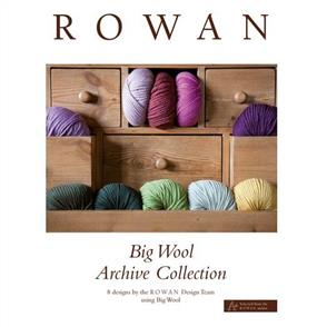 Rowan Books - Big Wool Archive Collection