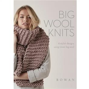 Rowan  Books - Big Wool Knits