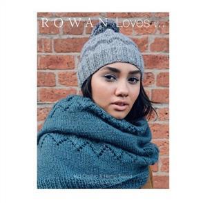 Rowan  Books -  Loves #5 - Kid Classic & Hemp Tweed