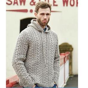 Rowan  Knitting Pattern - Brando Sweater