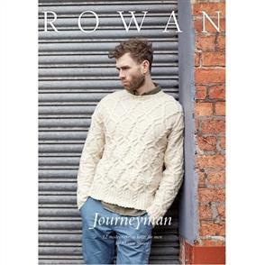 Rowan  Books - Journeyman - 12 Knits for Men