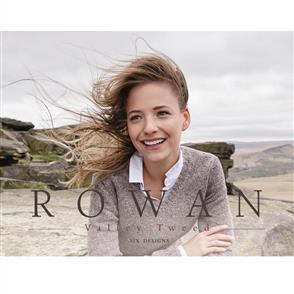 Rowan  Books - Valley Tweed 7 Designs