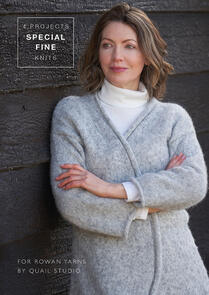Rowan Books: 4 Projects - Special Fine Knits