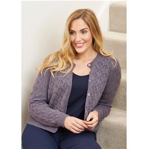Rowan Knitting Pattern - Ashmore Carigan