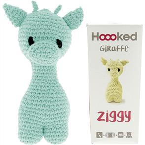 Hoooked Ziggy Giraffe Kit - Spring