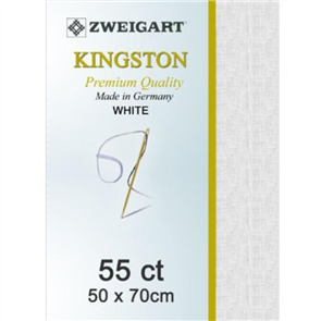 Zweigart  Kingston 55ct Linen 50cm x 70cm