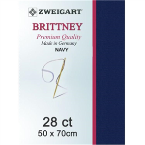 Zweigart  Brittney 28ct Evenweave Fabric