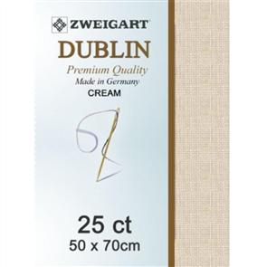 Zweigart Dublin 25ct Linen