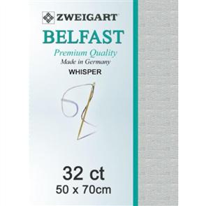 Zweigart  Belfast 32ct 50x70cm