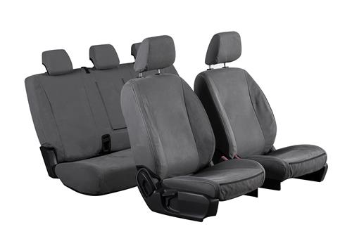 Audi A6 Avant (C6) 2006-2011 12oz Canvas Seat Covers