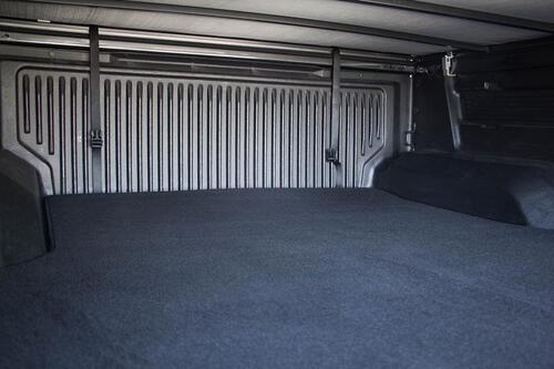 Ford Ranger Raptor 2018 onwards Carpet Ute Mat (Fitted Tuff Deck)