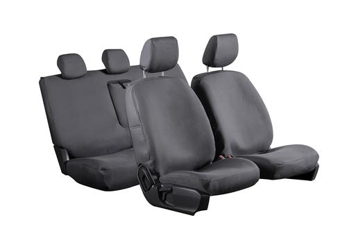 8oz Canvas Seat Covers to suit Mazda BT50 Cab Plus (2nd Gen) 2011+