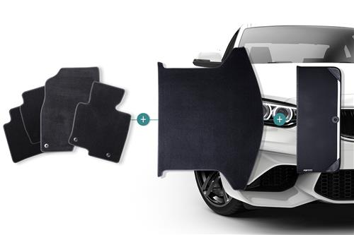 Carpet Mats Bundle to suit Alfa Romeo Giulietta (Manual) 2010-2013