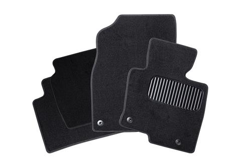 Classic Carpet Car Mats to suit Citroen C2 2003-2009