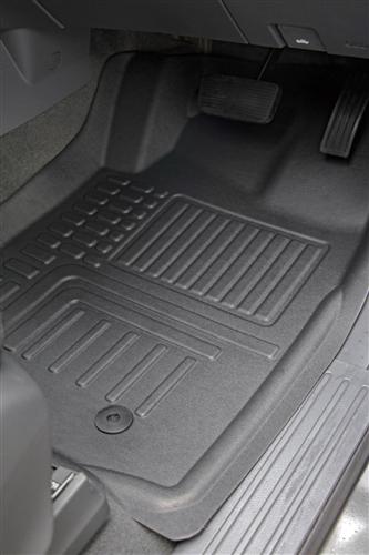 Mitsubishi Triton Double Cab (5th Gen GLX GLS VRX) 2015 onwards Deep Dish Car Mats