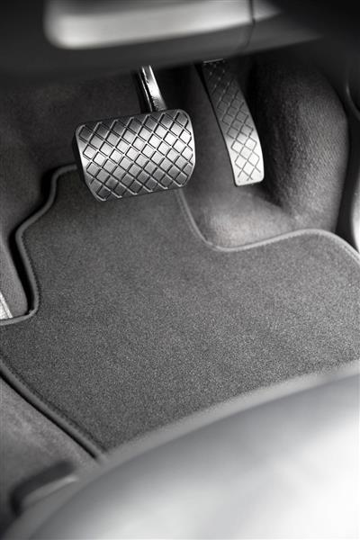 Luxury Carpet Car Mats to suit Fiat Cinquecento 1993-1998