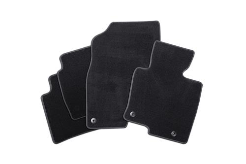 Luxury Carpet Car Mats to suit Citroen C4 (1st Gen Coupe) 2004-2010